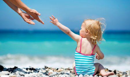 Тепловой удар у детей разного возраста