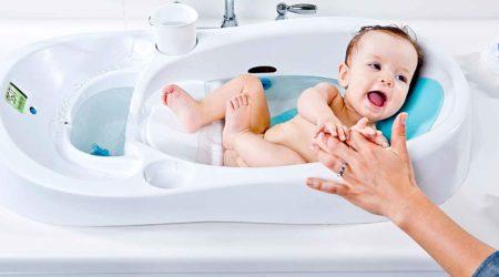 Что нужно для купания новорожденного